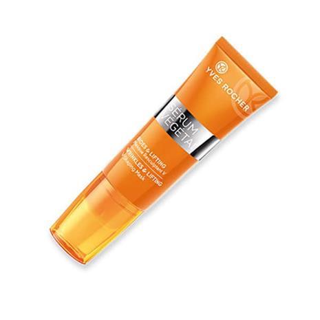 Yves Rocher Kasvonaamio - Wrinkles and Lifting, 40 ml