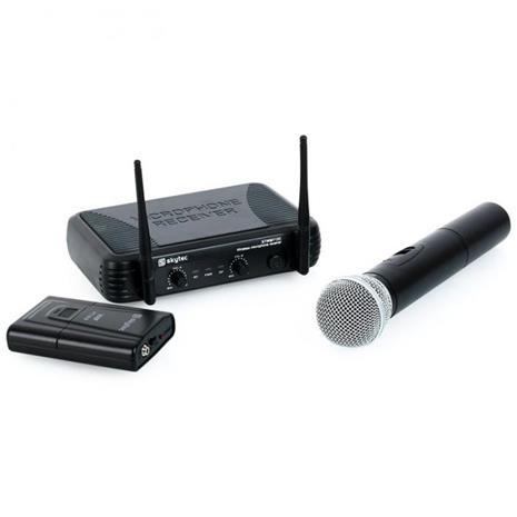 Skytec STWM712C, radiomikrofonisetti