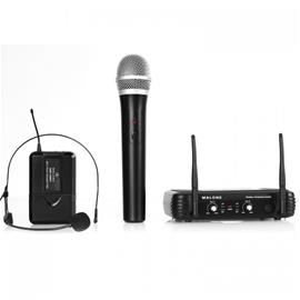 Malone UHF-250 Duo3, radiomikrofonisetti