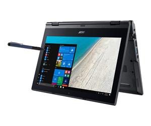 """Acer TravelMate Spin B1 B118-G2-R-P93C NX.VHQED.003 (Pentium N5000, 4 GB, 128 GB SSD, 11,6"""", Win 10 Pro), kannettava tietokone"""
