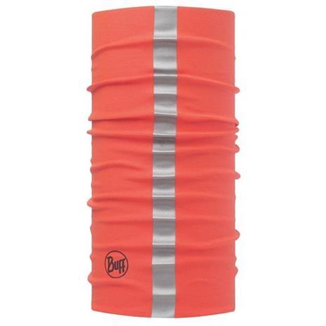 Thermal Reflective tuubihuivi heijastimella ympärivuotiseen käyttöön, Punainen, BUFF Professional
