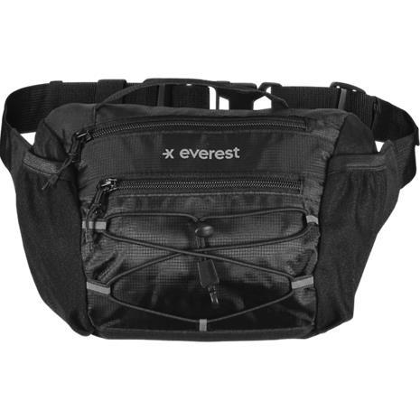 Everest WAISTBAG BLACK/BLACK