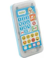 Fisher Price - Learning Fun Puppy Toddler Phone (FVX71)