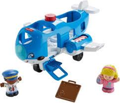 Fisher Price - Little People Airplane (FKX08)