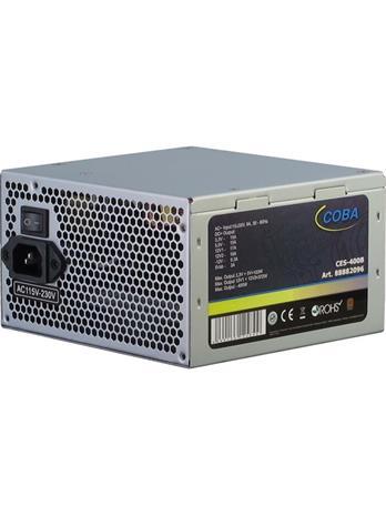 Inter-Tech Coba CES-400B 400W, virtalähde