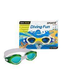 - Unknown SportX Kids Swimming Goggles Sports