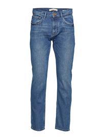 Mango Man Regular-Fit Dark Wash Bob Jeans Sininen