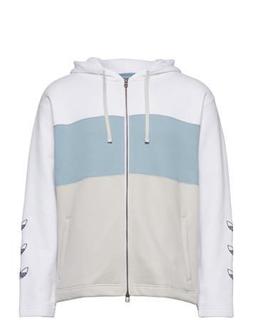 adidas Originals Full Zip Hoody Valkoinen