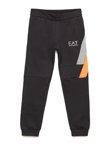 EA7 Pantaloni Musta