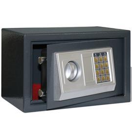 vidaXL Sähkökäyttöinen tallelokero digitaalinen 31 x 20 x 20 cm