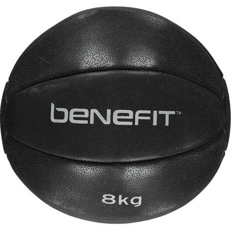 Benefit SO WEIGHTED RUBBER BALLS 8KG BLACK/WHITE