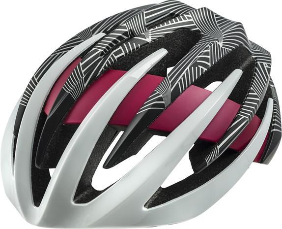 ORBEA R 50 Pyöräilykypärä , valkoinen/musta