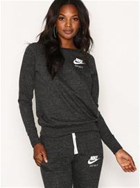 Nike NSW Gym Vintage Crew Musta