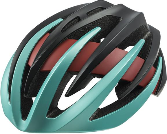 ORBEA R 50 Pyöräilykypärä , musta/turkoosi