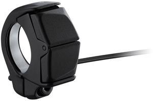 Shimano STEPS SW-E7000-R vaihdekahva Oikea Kaapeli 700m apulaitteille joissa kiinnitys , musta