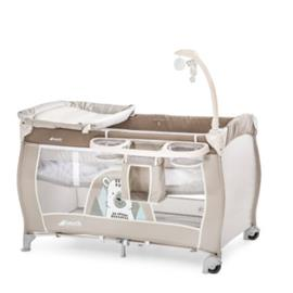 Hauck Matkasänky Babycenter, Friend - beige