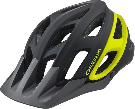ORBEA M 50 Pyöräilykypärä , keltainen/musta