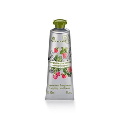 Yves Rocher Käsivoide - vadelma, piparminttu, 30 ml