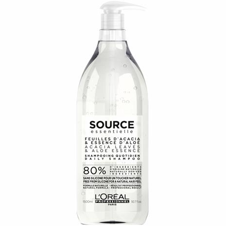 LOreal Professionnel Source Essentielle Daily Shampoo (1500ml)