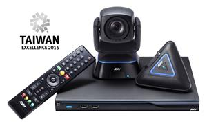 Aver EVC900 Multipoint 10-sites, videoneuvottelukokonaisuus