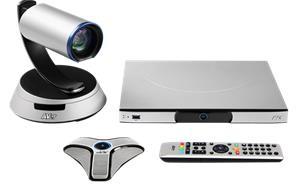 Aver SVC500 Multipoint 6-sites, videoneuvottelukokonaisuus