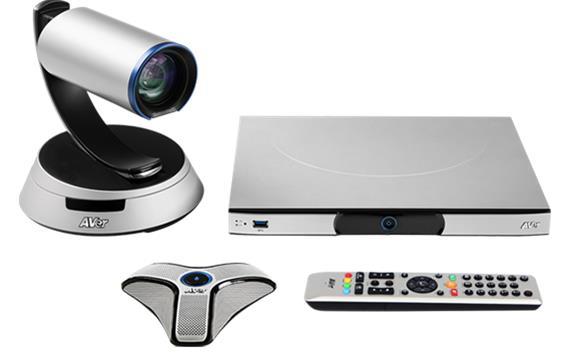 Aver SVC100 Multipoint 16-sites, videoneuvottelukokonaisuus