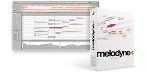 Celemony Melodyne 4 Assistant, audioeditointiohjelmisto