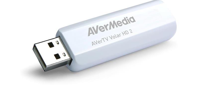 AverMedia AVerTV Volar HD 2, videokaappari