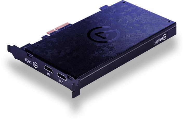Elgato Game Capture 4K60 Pro, videokaappari