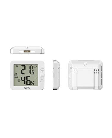 CAPiDi Termo Moisture Control, lämpö- ja kosteusmittari