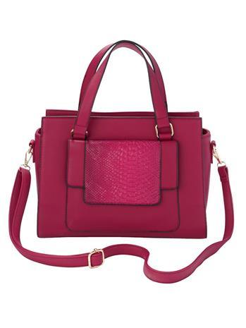 Käsilaukku Emma & Kelly pinkki47089/40X