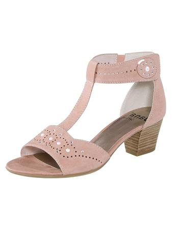 T-remmilliset sandaletit roosa45834/50X