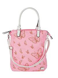 Farkkutyylinen shopperi BERNARDO BOSSI roosa27420/50X