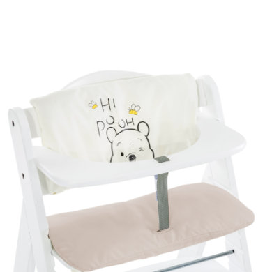 Hauck Syöttötuolin pehmuste Deluxe, Pooh Cuddles - beige