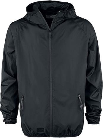 Reell Pack Logo Jacket Tuulitakki musta
