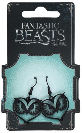 Fantastic Beasts Eule Korvakorusetti musta