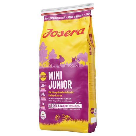 Josera MiniJunior - 4,5 kg (5 x 900 g)
