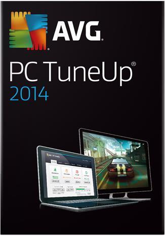 AVG PC TuneUp (1 vuosi, 1 laite), huolto-ohjelma