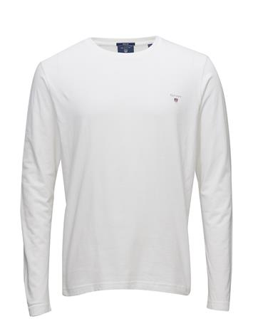 GANT The Original Ls T-Shirt Harmaa