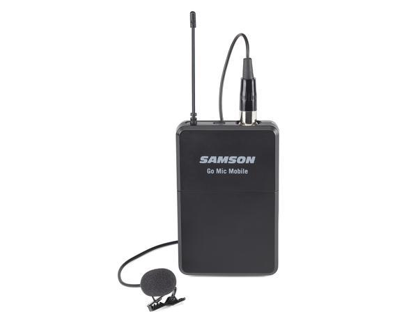 Samson Mic Mobile LM8, mikrofoni