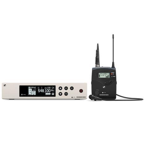 Sennheiser EW 100 G4-ME4-G, mikrofoni