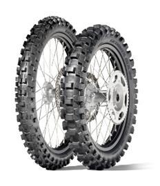 Dunlop Geomax MX 3S F ( 60/100-12 TT 36J M/C, etupyörä ) Moottoripyörän renkaat