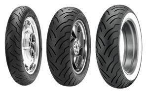 Dunlop American Elite ( MU85B16 TT/TL 77H M/C, takapyörä NW ) Moottoripyörän renkaat