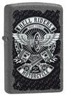 Zippo Hell Riders Zippo-bensasytytin standard