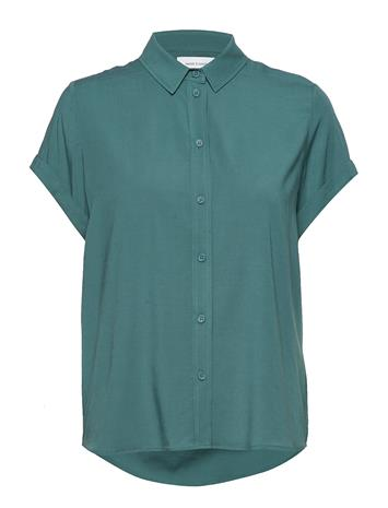 Samsä¸e & Samsä¸e Majan Ss Shirt 9942 Vihreä