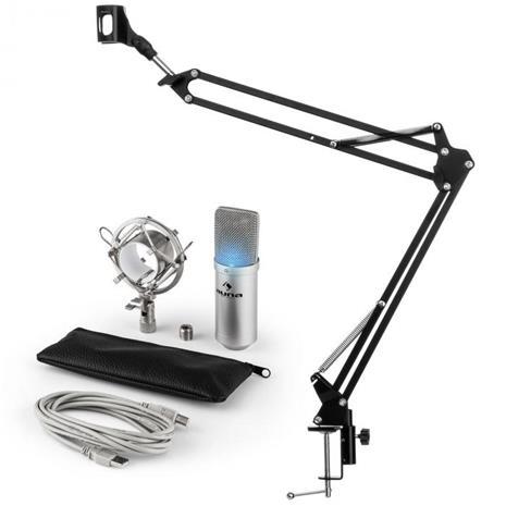 Auna MIC-900S-LED V3, mikrofonisetti