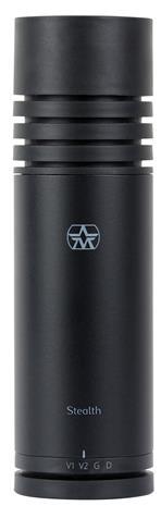 Aston Stealth, mikrofoni