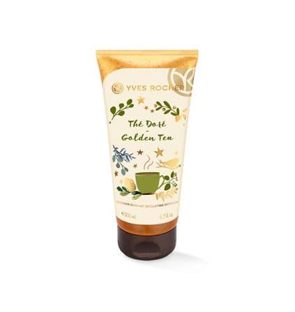 Yves Rocher Kuoriva suihkugeeli - Golden Tea, 200 ml