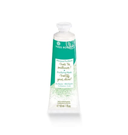 Yves Rocher Kasvonaamio - mattavaikutteinen, puhdistava, 30 ml