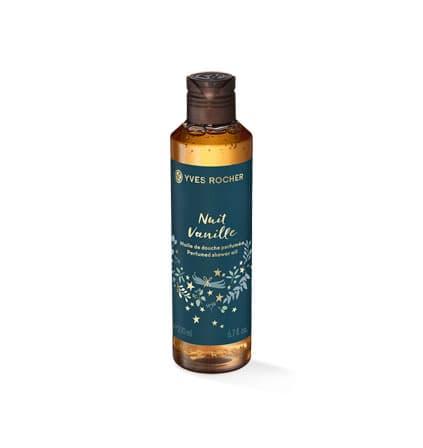 Yves Rocher Suihkuöljy – Nuit Vanille, 200 ml